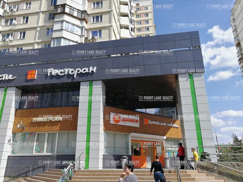 """аренда - """"ул. Братиславская, 27 корпус 1"""