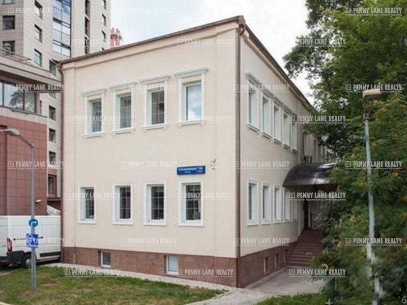 """продажа - """"ул. Русаковская, 13с2"""