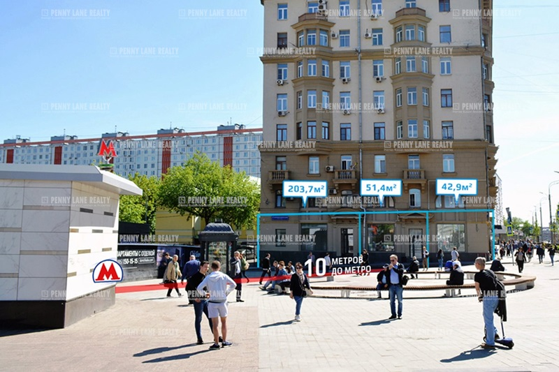 "аренда - ""ул. Земляной Вал, 39/1с1 "" - на retail.realtor.ru"