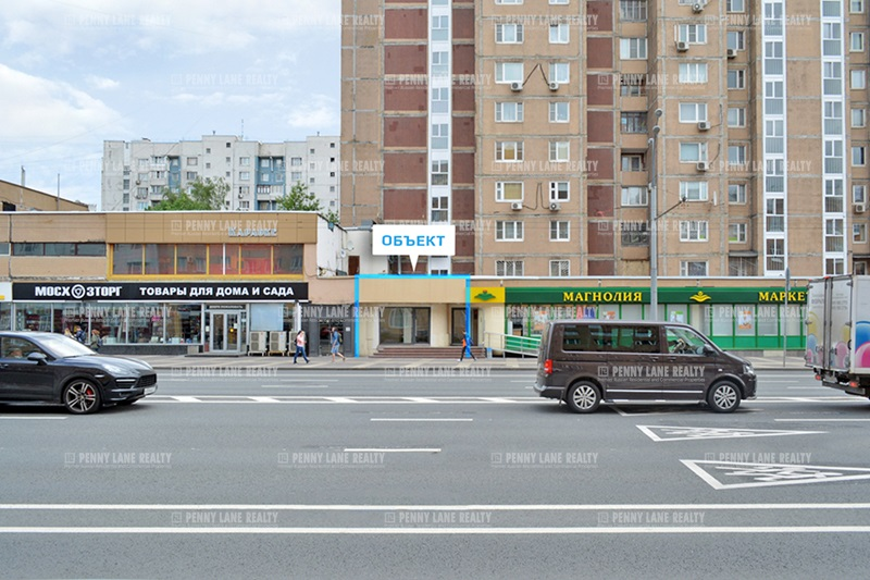 "продажа - ""ул. Новослободская, 46"" - на retail.realtor.ru"