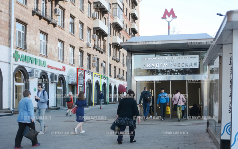 "аренда - ""ул. Дмитрия Ульянова, 24"" - на retail.realtor.ru"