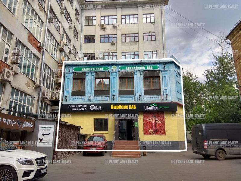 """аренда - """"б-р Цветной, 30с1"""" - на retail.realtor.ru"""