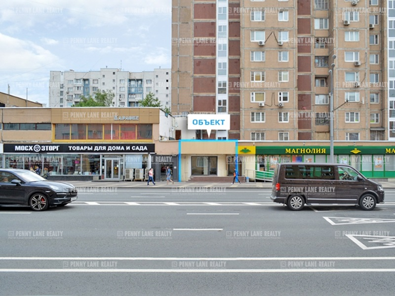 "аренда - ""ул. Новослободская, 46"