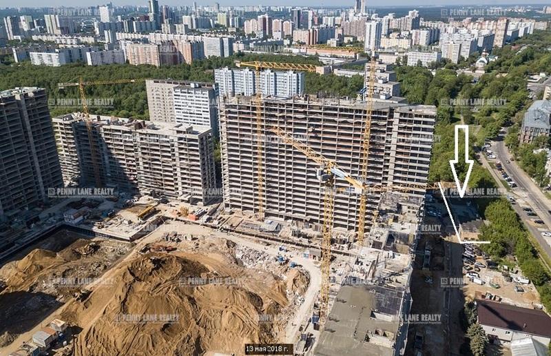 """продажа - """"ул. Хорошёвская 3-я"""