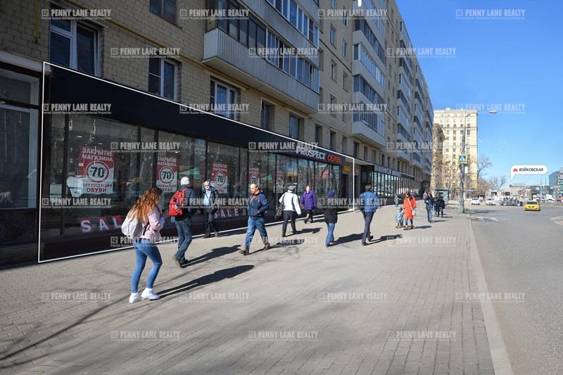 "аренда - ""ш. Ленинградское, 9к1"
