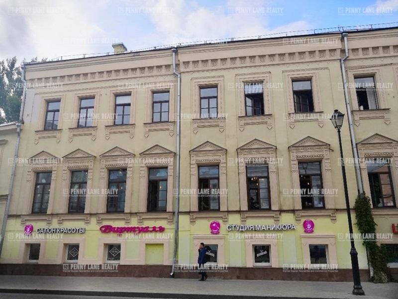 "аренда - ""ул. Покровка, 27"