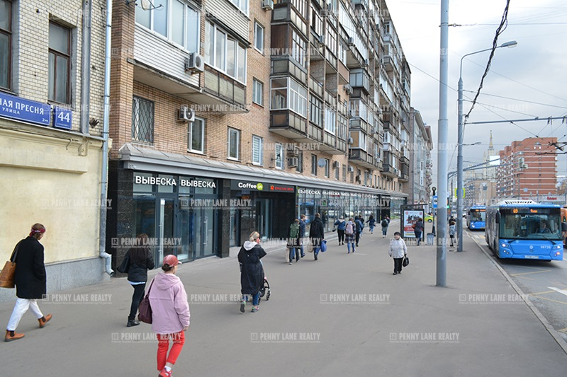 "аренда - ""ул. Красная Пресня, 38"
