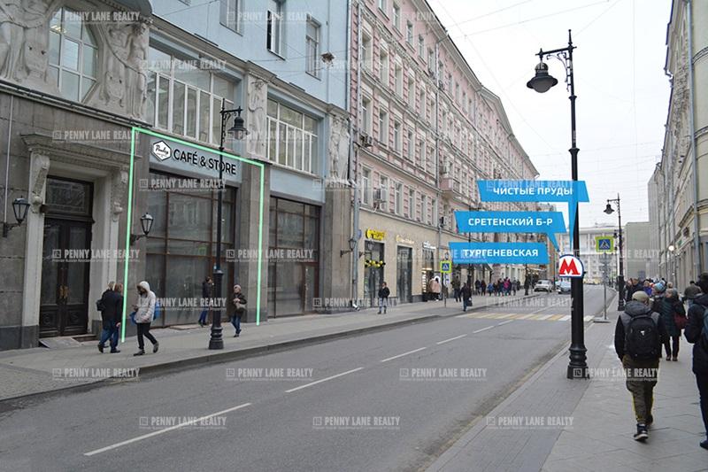 """продажа - """"ул. Мясницкая, 15"""