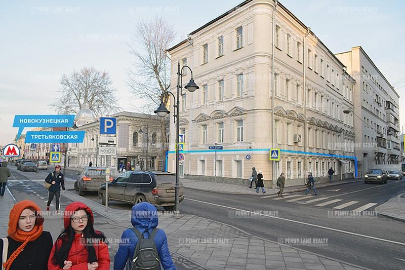 "аренда - ""ул. Пятницкая, 33-35с2"
