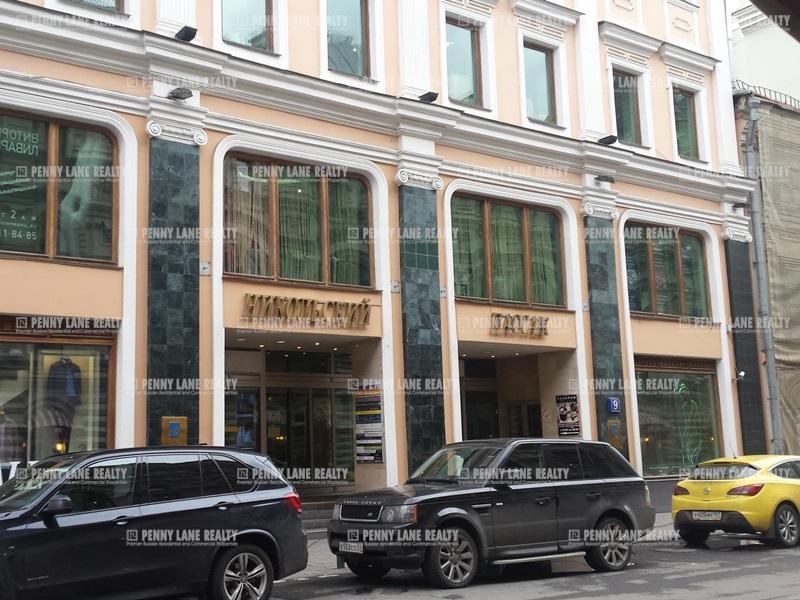 """аренда - """"пер. Ветошный, 9"""" - на retail.realtor.ru"""