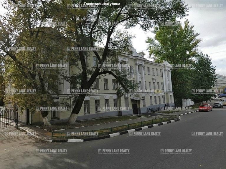 """продажа - """"ул. Госпитальная, 4А стр.1"""" - на retail.realtor.ru"""