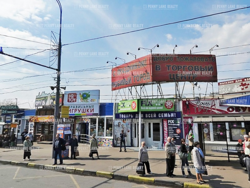 """продажа - """"ул. Люблинская, 4с1"""" - на retail.realtor.ru"""