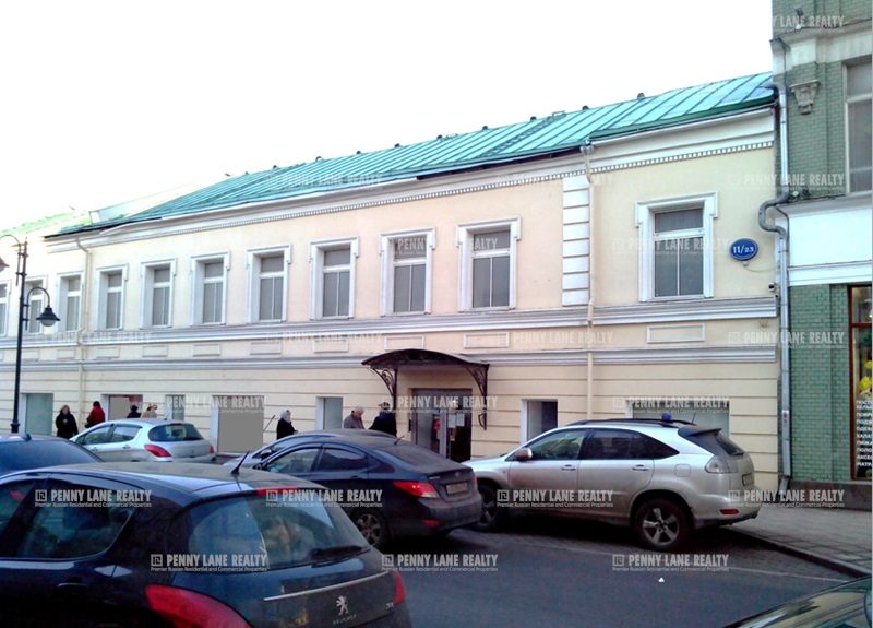 "аренда - ""ул. Пятницкая, 11"" - на retail.realtor.ru"