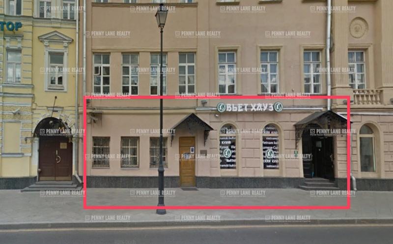 "аренда - ""ул. Покровка, 3/7с1"" - на retail.realtor.ru"
