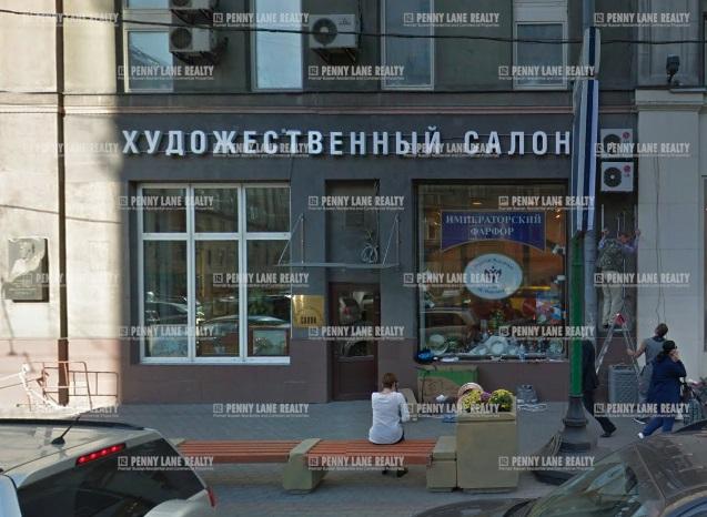 """аренда - """"ул. 1-я Тверская-Ямская, 18"""" - на retail.realtor.ru"""