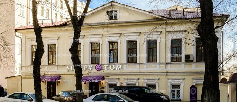 """продажа - """"пер. Старопименовский, 11 с6"""" - на retail.realtor.ru"""