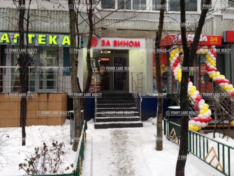 "аренда - ""ул. Осенний бульвар, 10к1"" - на retail.realtor.ru"