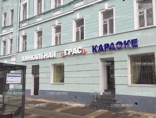 """продажа - """"ул. Новослободская, 54с1"""" - на retail.realtor.ru"""