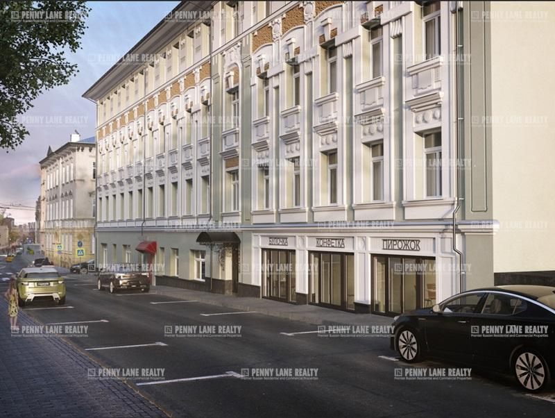 """продажа - """"ул. Большая Бронная, 27/4"""" - на retail.realtor.ru"""
