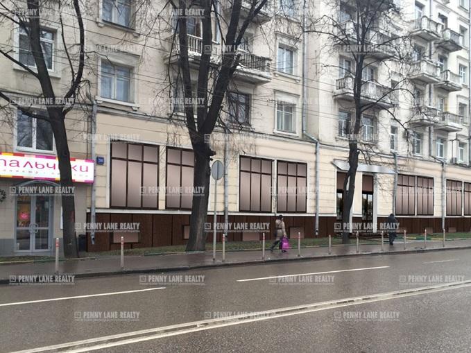 """аренда - """"ул. Новорязанская, 36"""" - на retail.realtor.ru"""