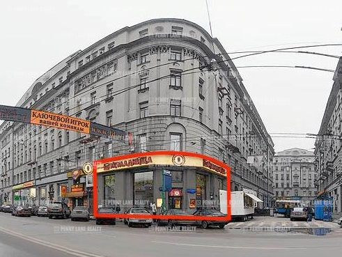 "аренда - ""ул. Солянка, 1/2"" - на retail.realtor.ru"