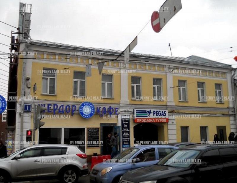 """аренда - """"ул. Александра Солженицына, 1/5"""" - на retail.realtor.ru"""
