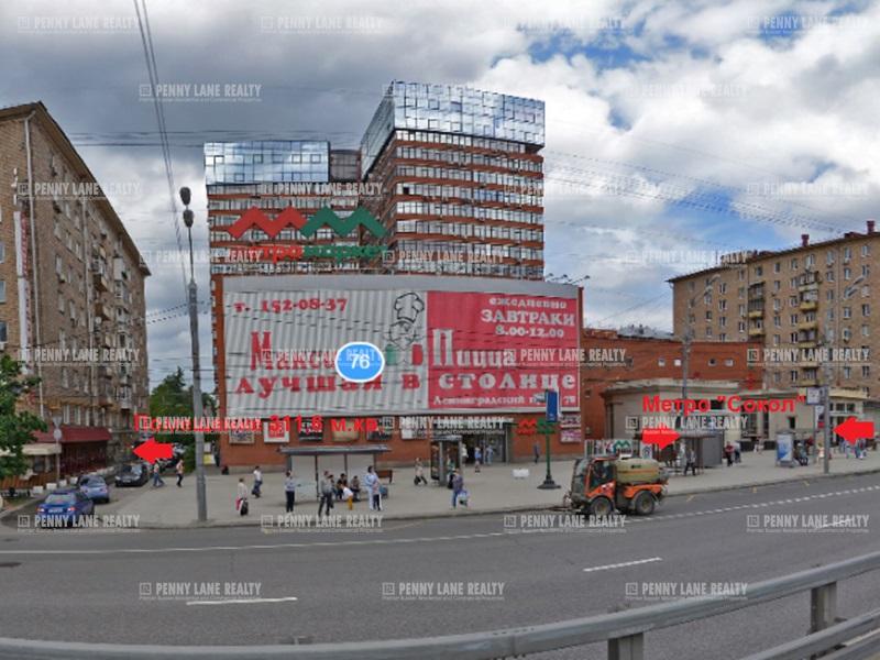 "аренда - ""пр-кт Ленинградский, 78к1"" - на retail.realtor.ru"