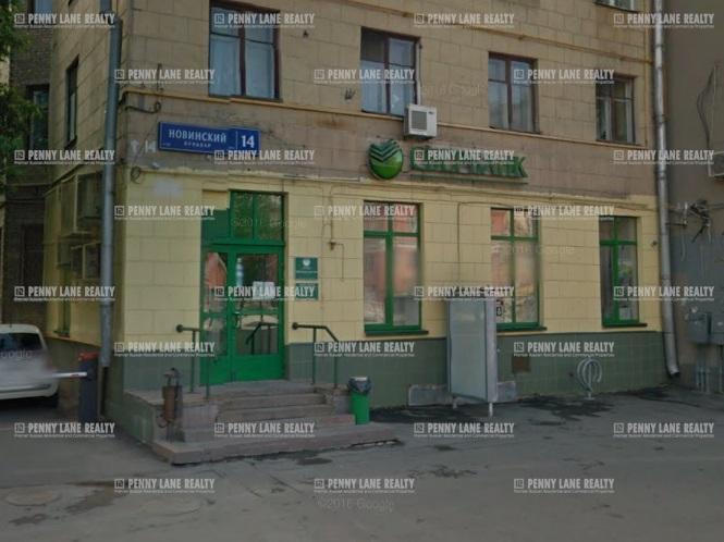 "аренда - ""б-р Новинский, 14"" - на retail.realtor.ru"