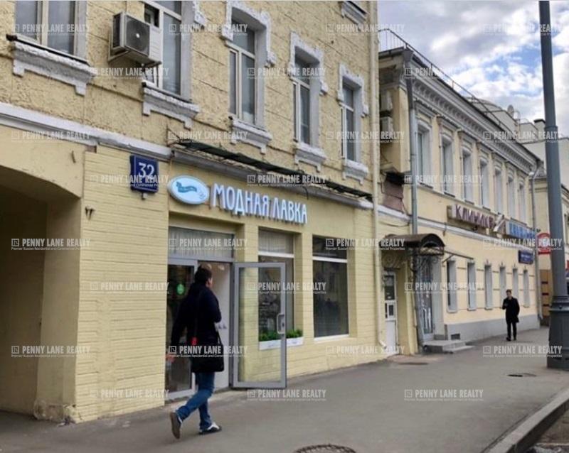 "продажа - ""ул. Серпуховская Б., 32с1"