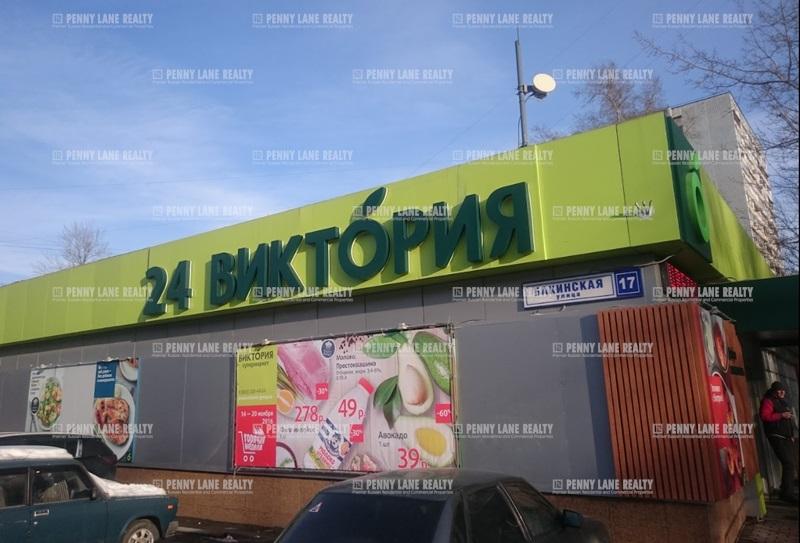 "продажа - ""ул. Бакинская, 17"" - на retail.realtor.ru"