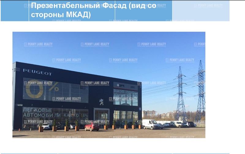 "продажа - ""ул. МКАД 47-й км, ВЛ 15с1"" - на retail.realtor.ru"
