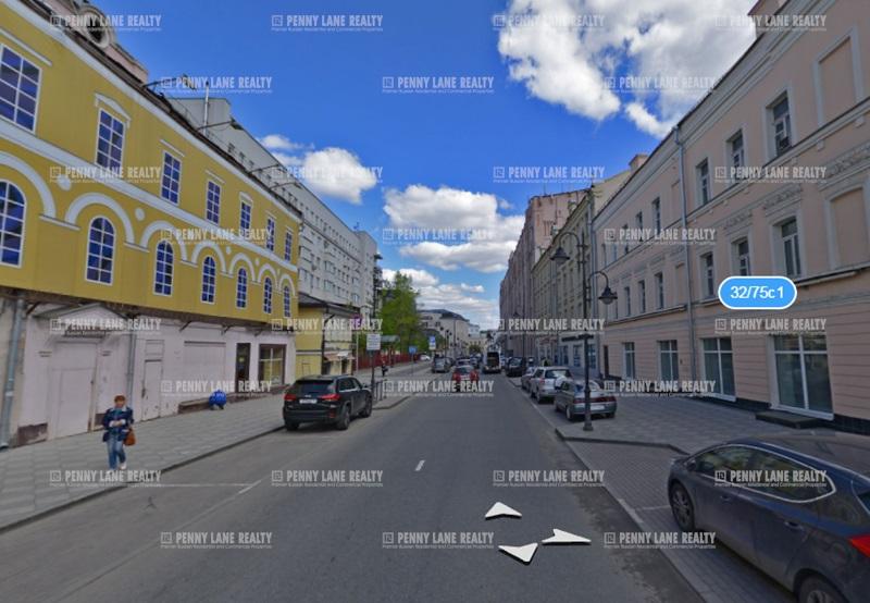 "аренда - ""ул. Пятницкая, 82/34 с1"" - на retail.realtor.ru"