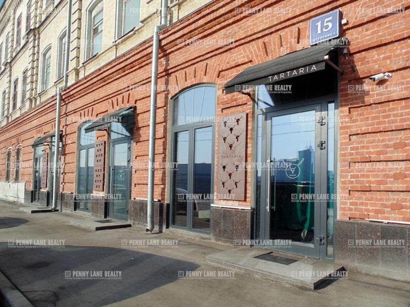 """продажа - """"наб. Пречистенская, 15с1"""" - на retail.realtor.ru"""
