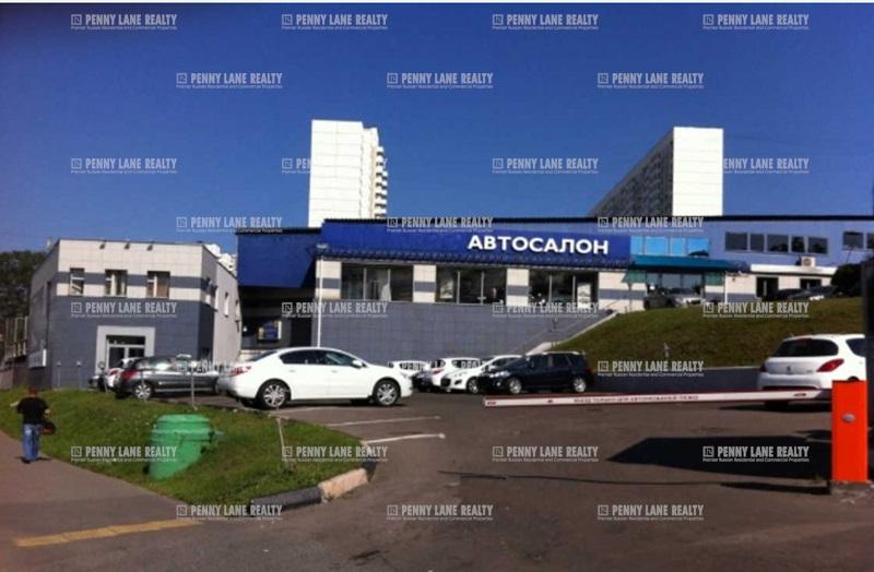 """аренда - """"ул. Обручева, 21с2"""" - на retail.realtor.ru"""