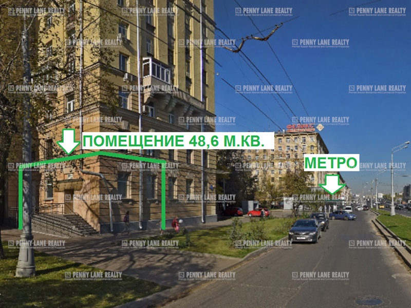 "аренда - ""ш. Ленинградское, 13с1"" - на retail.realtor.ru"