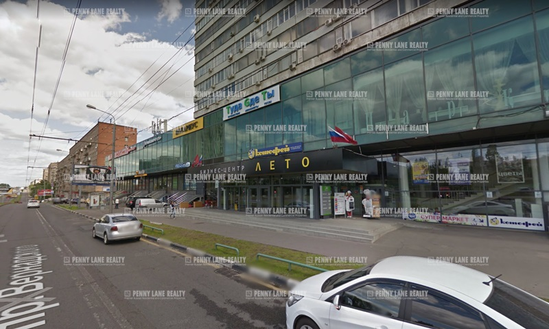 "аренда - ""пр-кт Вернадского, 29"" - на retail.realtor.ru"