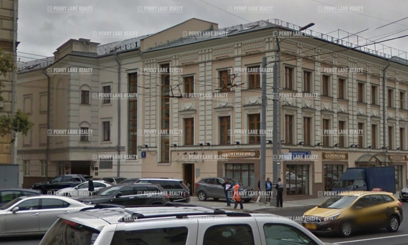 "продажа - ""ул. Б. Полянка, 2к2"" - на retail.realtor.ru"