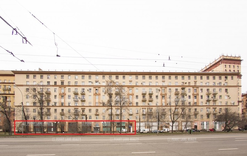 "аренда - ""наб. Фрунзенская, 46"" - на retail.realtor.ru"