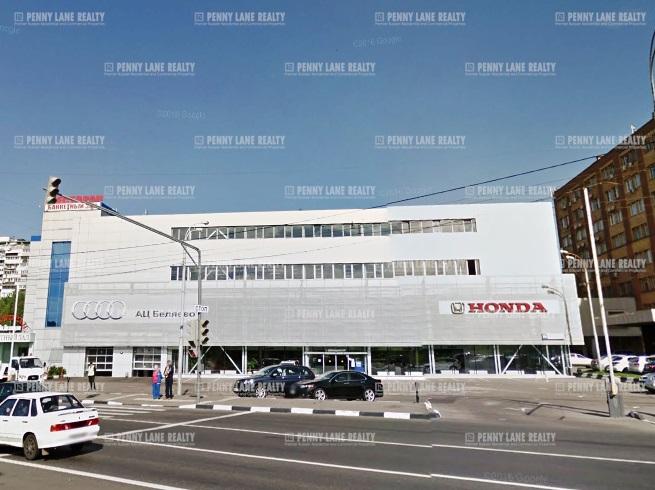 """продажа - """"пр-кт Севастопольский, 56а"""" - на retail.realtor.ru"""