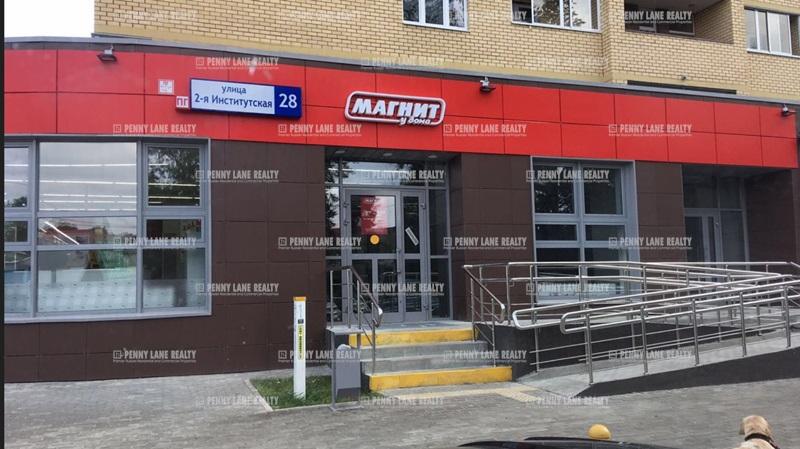 """продажа - """"ул. 2-я Институтская, 28"""" - на retail.realtor.ru"""