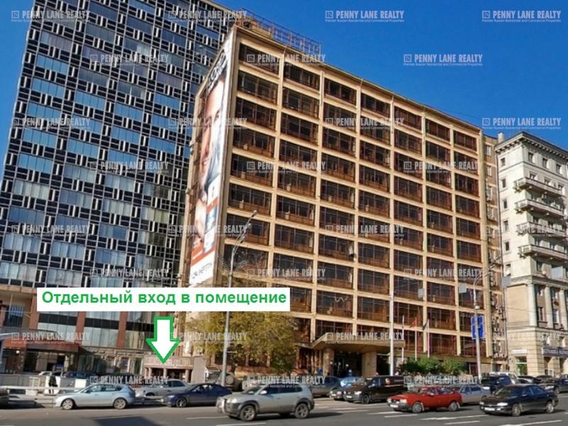 """аренда - """"ул. Земляной Вал, 50ас3"""" - на retail.realtor.ru"""
