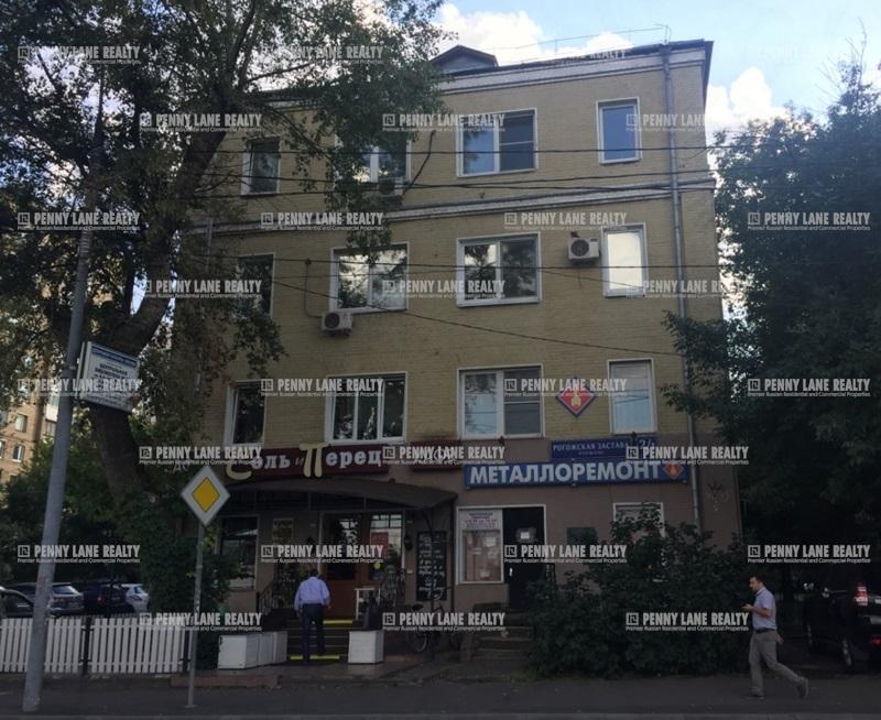 "аренда - ""пл. Рогожская Застава, 2/1с2"" - на retail.realtor.ru"