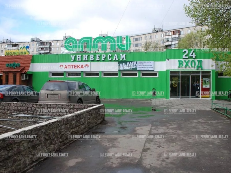"аренда - ""ул. Шоссейная, 34/36"" - на retail.realtor.ru"