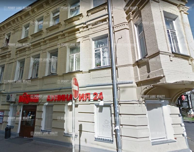 "аренда - ""пер. Лялин, 5с1"" - на retail.realtor.ru"