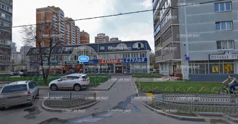 "аренда - ""ш. Рублёвское, 83к5"" - на retail.realtor.ru"