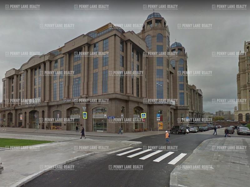 "аренда - ""б-р Новинский, 31"" - на retail.realtor.ru"