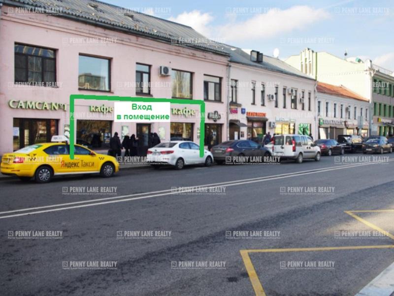 """аренда - """"ул. Большая Серпуховская, 8/7"""" - на retail.realtor.ru"""