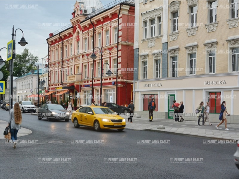 "аренда - ""ул. Пятницкая, 54к1"