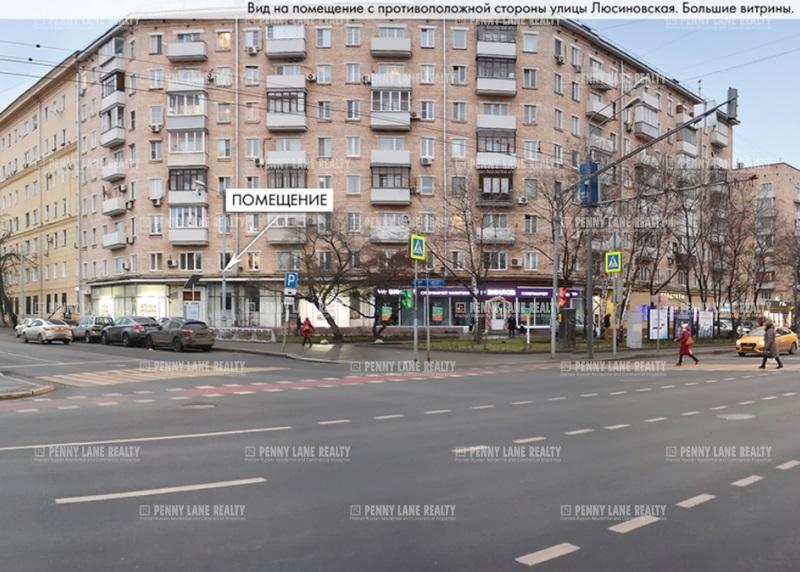 """аренда - """"ул. Люсиновская, 48/50к10 """" - на retail.realtor.ru"""