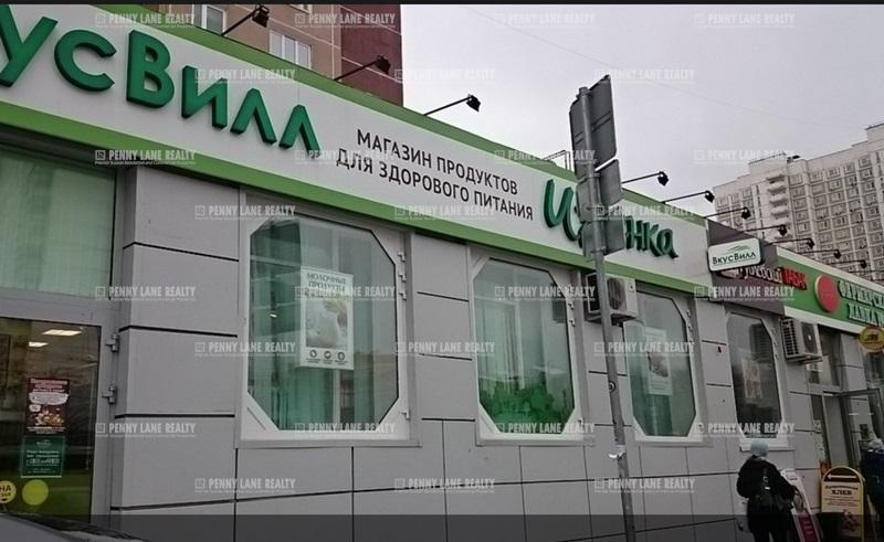 """продажа - """"ул. Менжинского, 23 стр 1"""" - на retail.realtor.ru"""